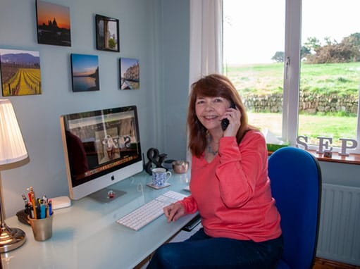 Sue Pamment - The Website Chef