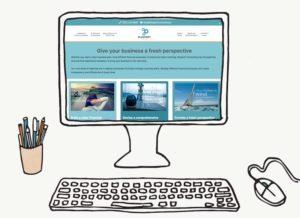 Blueprint Consulting Website