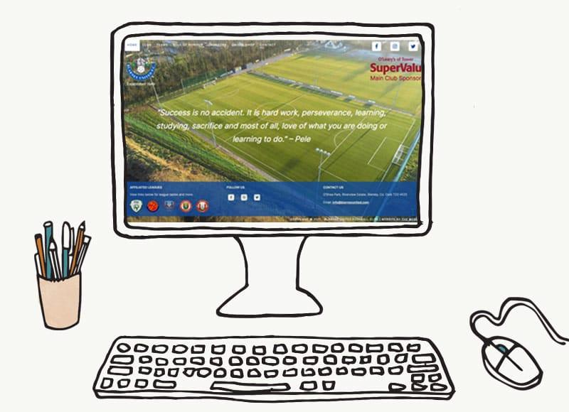 Portfolio - Blarney United Football Club