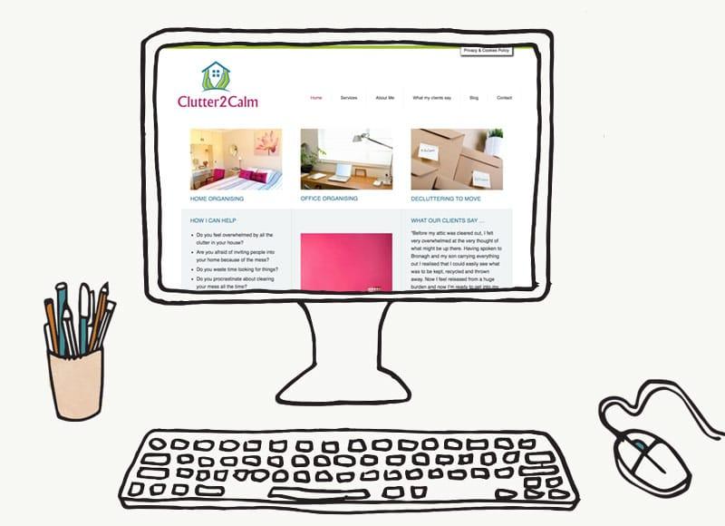 Portfolio - Clutter2Calm