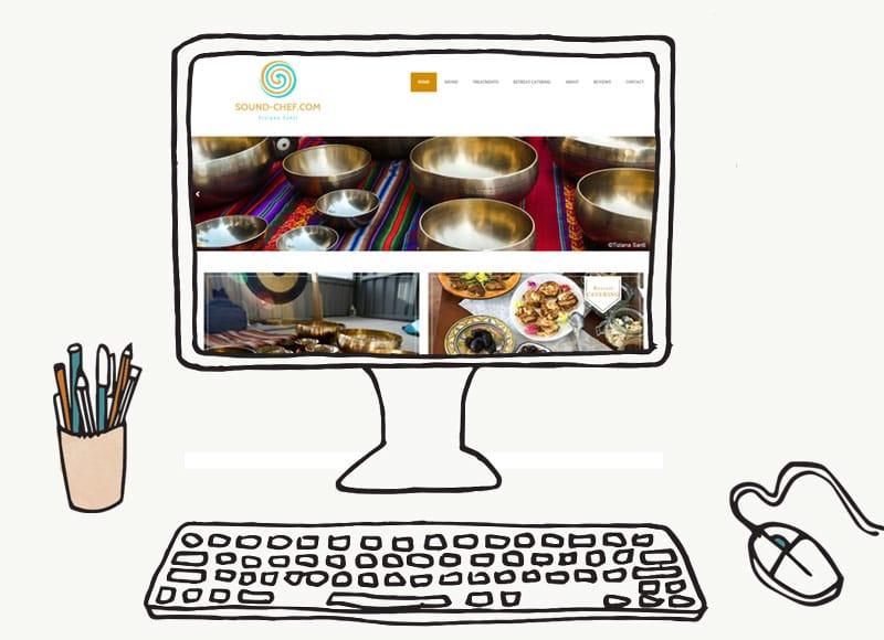 Portfolio - Sound Chef